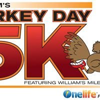 William's Turkey Day 5K