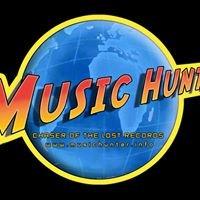 Music Hunter - Musiikkialan keräilypiste
