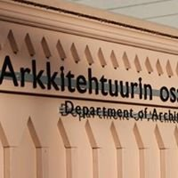 Oulu School of Architecture / Arkkitehtuurin tiedekunta