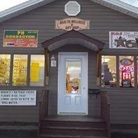 Health and wellness gift shop
