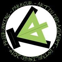 4PK - 1ère salle d'Art Du Déplacement / Parkour / Freerun en France