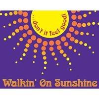 Walkin' On SunShine - Sunless Airbrush Tanning