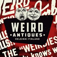 Weird Antiques