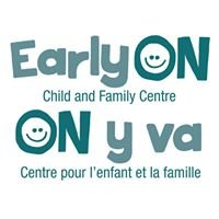 EarlyOn Child and Family Centre Kingston