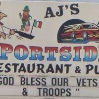 AJ's Sportside Restaurant and Pub - Lake Wallenpaupack, PA