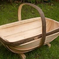 Traditional Sussex Trug Baskets