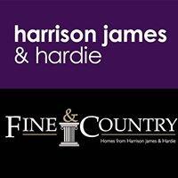 Harrison James & Hardie Residential Sales and Lettings