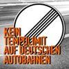 Kein Tempolimit auf deutschen Autobahnen