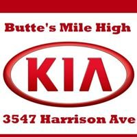 Butte's Mile High KIA - 3547 Harrison Ave Butte Montana