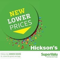 Hickson's SuperValu Tullow