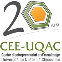 CEE UQAC Centre d'entrepreneuriat et d'essaimage de l'UQAC