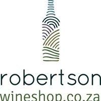 Robertson Wine Shop