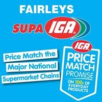 Fairleys SUPA IGA Eaglehawk