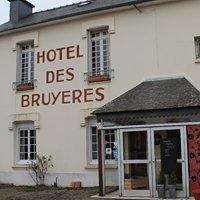 """hôtel restaurant """"Les bruyères"""""""