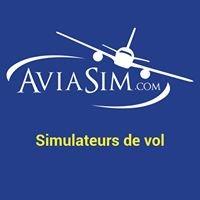 AviaSim Lille - Simulateur de vol