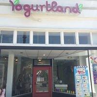 Yogurtland Pasadena