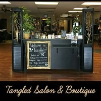 Tangled Salon & Boutique