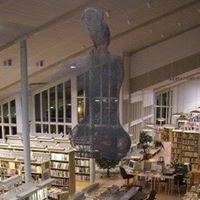 Hangon kirjasto - Hangö bibliotek