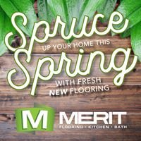 Merit Flooring, Kitchen and Bath