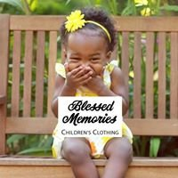 Blessed Memories Children's Clothing