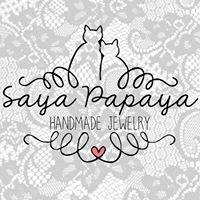 Saya Papaya - Swarovski Crystal Jewelry