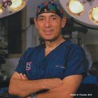 Abdel K Fustok, M.D.