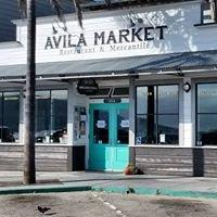 Kravabowl and Avila Market