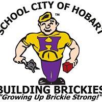 School City of Hobart Building Brickies