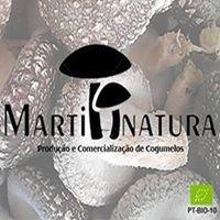 MartiNatura - Agricultura, Produção e Comercialização de Cogumelos