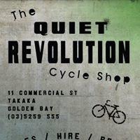 The Quiet Revolution Cycle Shop