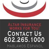 ALTAR Insurance INC