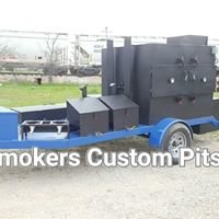 Schmokers Custom Pits