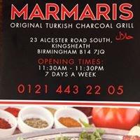 Marmaris original Turkish charcoal grill