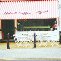 Helen's Coffee, on the Green