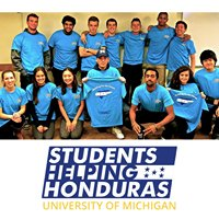 Students Helping Honduras at the University of Michigan
