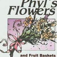 Phyls Flowers weddings