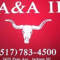 A&AII meat market