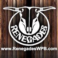 The Patio Bar at  Renegades WPB