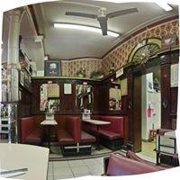 University Cafe, Byres Road, Glasgow