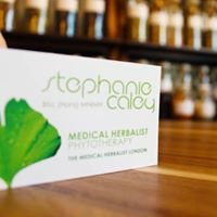 The Medical Herbalist London: Stephanie Caley, MNIMH