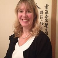 Amanda Apps Jikiden Reiki Shihan Teacher/Practitioner