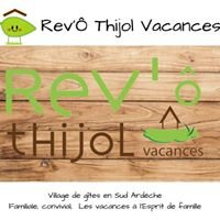 Village de Gites - Rev'ô Thijol Vacances
