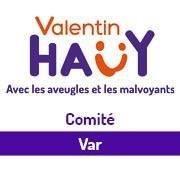 Association Valentin Haüy correspondance Provence Verte