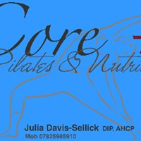 Core Pilates and nutrition