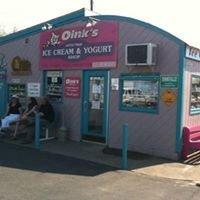 Oinks Ice Cream!