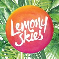 Lemony Skies Design