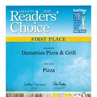 Demetrios Pizza & Grill