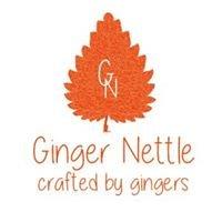 Ginger Nettle foraging