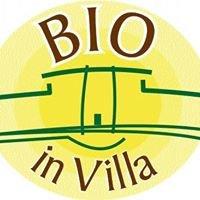 BIO in VILLA - Festa del Biologico e dela Sostenibilità