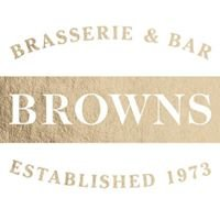 Browns Brasserie & Bar Glasgow